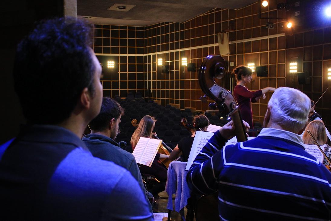 Conducting Workshop – On Air